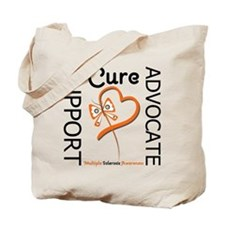 Multiple Sclerosis Support Tote Bag