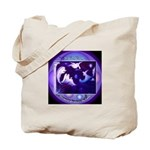 "Tote Bag / ""Keeping Watch""(Believe/Peace"