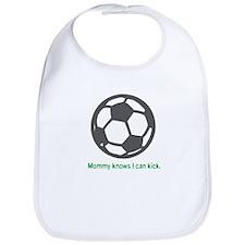 Soccer Kick - Bib (Green)
