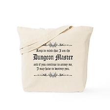 Dungeon Master - Tote Bag