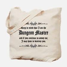 Dungeon Master - Tote Bag