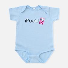 iPoo'd Infant Bodysuit