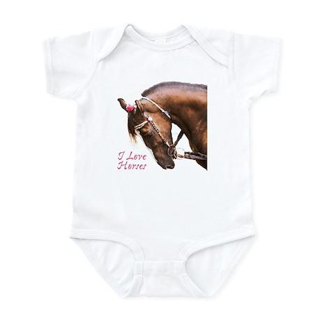Horse Infant Bodysuit