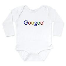 Googoo Long Sleeve Infant Bodysuit