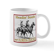 Two Riders Headin'South Mug