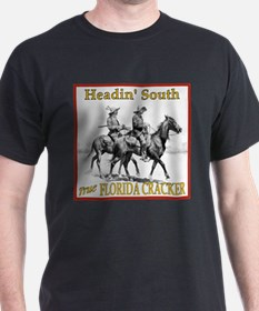 Two Riders Headin'South T-Shirt
