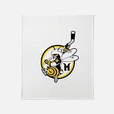 Hornets Throw Blanket