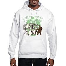 Believe Easter Bunny Hoodie