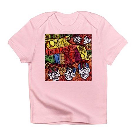 Dia de los Mertos Infant T-Shirt