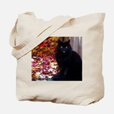Kitty with an Attitude Tote Bag