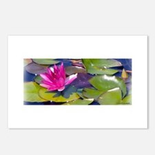 Waterlily Detail Postcards (Package of 8)