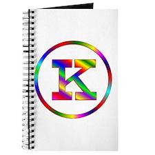 Letter K Journal