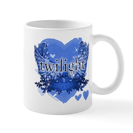 Twilight Midnight Blue Mug