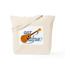 Got Guitar? Tote Bag