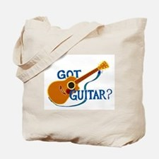 Got Guitar? Tote Bag