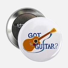 """Got Guitar? 2.25"""" Button (100 pack)"""