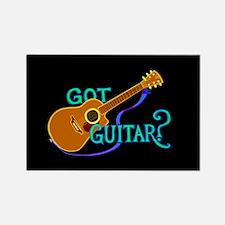 Got Guitar? Rectangle Magnet