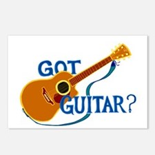 Got Guitar? Postcards (Package of 8)