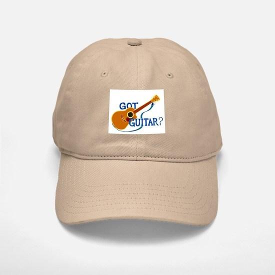 Got Guitar? Baseball Baseball Cap