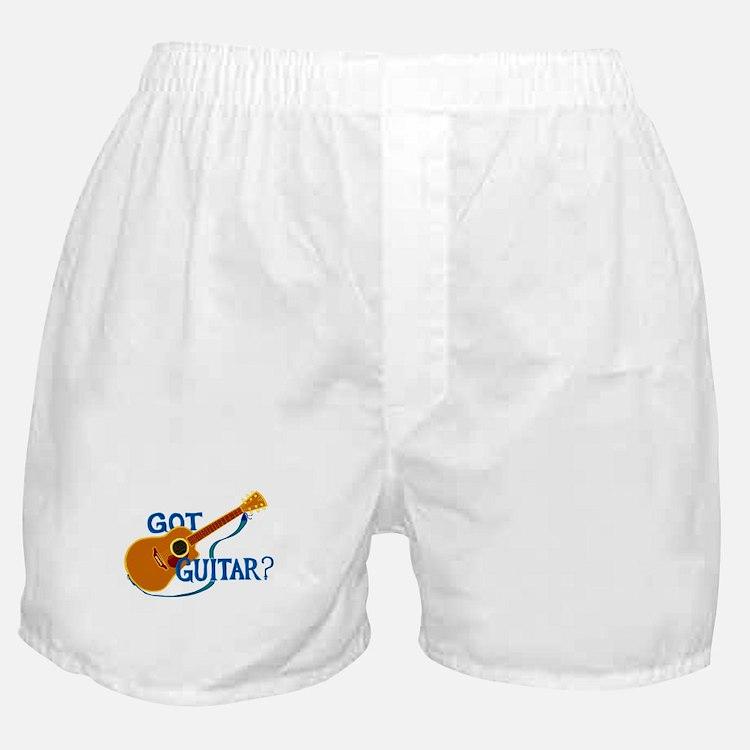 Got Guitar? Boxer Shorts