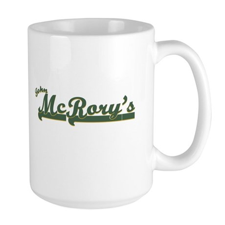 Leverage McRory's Pub Large Mug