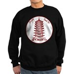 Chinese Takeout Box Sweatshirt (dark)
