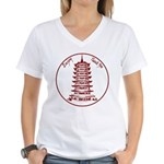 Chinese Takeout Box Women's V-Neck T-Shirt