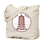Chinese Takeout Box Tote Bag