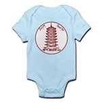 Chinese Takeout Box Infant Bodysuit