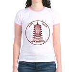 Chinese Takeout Box Jr. Ringer T-Shirt