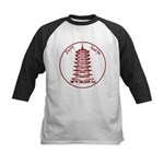 Chinese Takeout Box Kids Baseball Jersey
