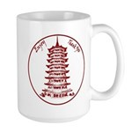 Chinese Takeout Box Large Mug