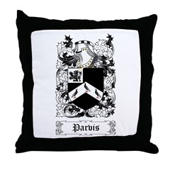 Parvis Throw Pillow