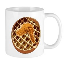 Chicken and Waffle Small Mug