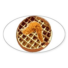Chicken and Waffle Decal