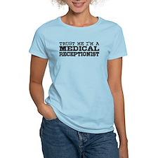 Medical Receptionist T-Shirt