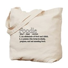 Foodie Defined Tote Bag