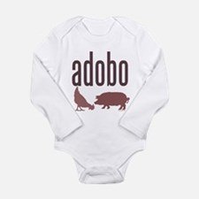 Adobo Long Sleeve Infant Bodysuit