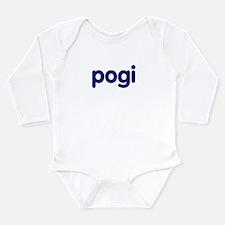 pogi Long Sleeve Infant Bodysuit