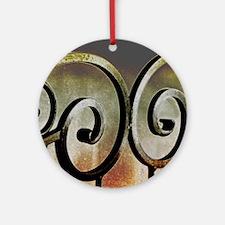 Romance Ornament (Round)