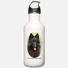 Belgian Shepherd (Groenendael Sports Water Bottle