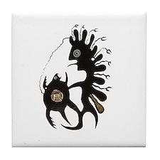 Inuit Art Tile Coaster