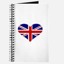 UK flag Journal