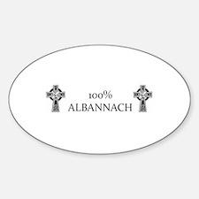 Cute Albanach Decal
