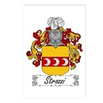 Strozzi Family Crest Postcards (Package of 8)