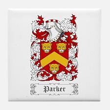 Parker I Tile Coaster