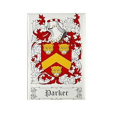 Parker I Rectangle Magnet
