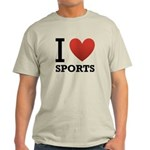 I Love Sports Light T-Shirt