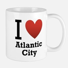 I Love Atlantic City Mug