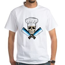 Chef Skull--Color 1-- Shirt